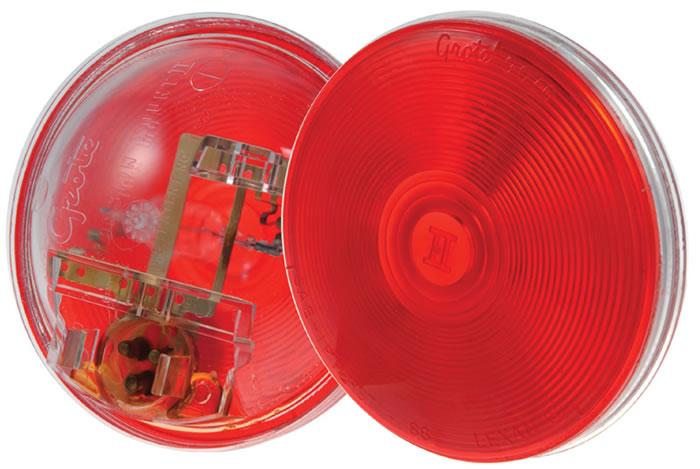 Grote stop tail turn lamp 53100 - Grote tafellamp ...