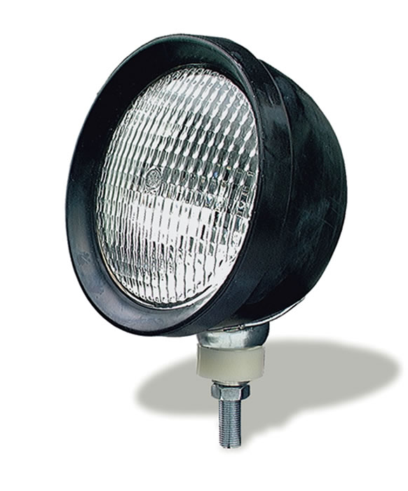 Tractor Safety Lights : Grote tractor and head lamp
