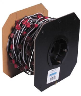 maxxima 2 pin 6 lead continuous wiring harness 200 per. Black Bedroom Furniture Sets. Home Design Ideas