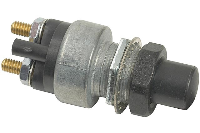 Pollak Momentary Start Switch  Packaged 24