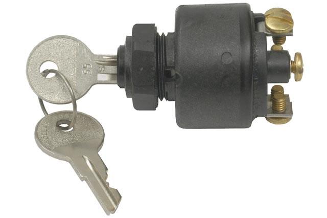 pollak 3 position marine ignition switch magneto ground. Black Bedroom Furniture Sets. Home Design Ideas