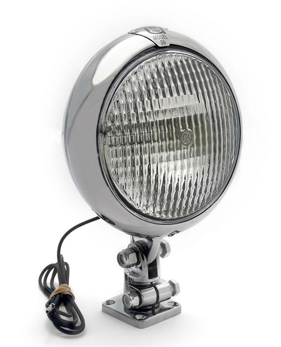 Unity AG-R-4007 Chrome Spot//Flood Deck Light